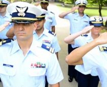 Coast Guard Reserves - Direct Commission Officer Program